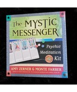 The Mystic Messenger Psychic Meditation Kit Amy Zerner & Monte Garber 2008 - $25.22