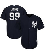 Aaron Judge New York Yankees Majestic Fashion Official Cool Base Player ... - $119.99