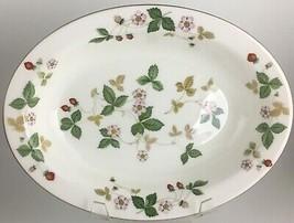 Wedgwood Wild Strawberry Oval vegetable bowl  - $35.00