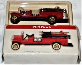 Fire Engine -1919 Pirsch Fire Engine (Truck) - NEW - $4.90