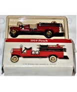 Fire Engine -1919 Pirsch Fire Engine (Car) - $4.90