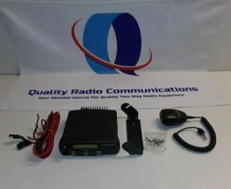 Motorola CDM1250 450-512 MHz UHF 40 Watt Two Way Radio w Mic AAM25SKD9AA2AN - $148.49