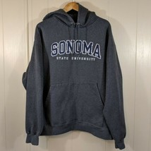 Champion Sonoma Heather Grey Crewneck Sweatshirt XXL Heavyweight - $43.00