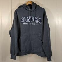 Champion Sonoma Heather Grey Crewneck Sweatshirt XXL Heavyweight - $43.00