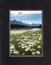 For General Inspiration - When peace, like a river, attendeth my way, when sorro - $11.14