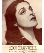 """Playbill - Vintage Novemer 18,1940, - """"Jonny Belinda"""",  Staring: Helen C... - $6.00"""