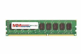 MemoryMasters 8GB (1x8GB) DDR3-1333MHz PC3-10600 ECC UDIMM 2Rx8 1.5V Unbuffered  - $68.05