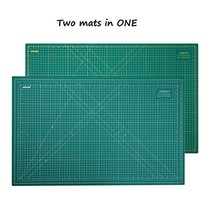 "ZERRO Self Healing Cutting Mat 24"" x 36"", Professional Double Sided Dura... - $39.26"