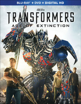 Transformers 4-Age Of Extinction (2-Disc Combo/Br/DVD/Digital Hd)