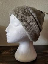 Men's Wool Gray Beanie DPC Dorfman Pacific Co Outdoor Design - $22.09
