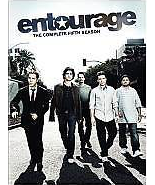 Entourage - The Complete Fifth Season (DVD, 200... - $11.95