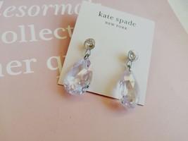Kate Spade New York Pink Sparkling Chandelier Drop Earrings - $26.72