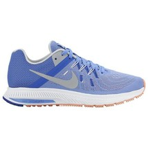 Running Shoes for Adults Nike ZOOM WINFLO 2 Blue Grey - $134.28