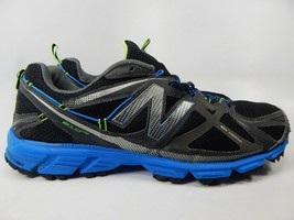 New Balance 610 v3 Size 13 M (D) EU 47.5 Men's Trail Shoes Black Blue MT610BB3