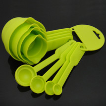8pcs/set ABS measuring cup scale spoon baking powder coffee - $15.95