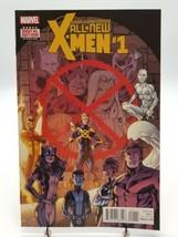 All New X-men #1 Volume 2 February 2016 Marvel Comics Hopeless Bagley Wo... - $5.94