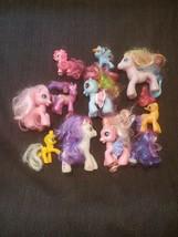 My Little Pony Lot Of 10 - $15.99