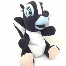 An item in the Toys & Hobbies category: DISNEY Store FLOWER SKUNK BEAN BAG Plush Stuffed Toy Bambi Cute!