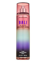 Bath & Body Works BALI BLACK COCONUT SANDS Fragrance Mist Spray NEW Free... - $24.71