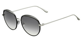 New Jimmy Choo ELLO-S JIN/IC Authentic Designer Sunglasses - $185.77