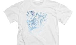 Green Lantern White Lantern Sinestro DC Comics graphic cotton t-shirt GL237 image 3