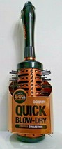 Conair Quick Blow Dry Pro Round Hair Brush Copper Collection - $6.79