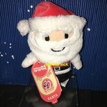 Hallmark Santa Rudolph The Red Nosed Reindeer 50th Toys For Tots Itty Bi... - $49.99