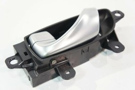 14-2018 infiniti q50 front left driver side interior door handle gray oem - $17.64
