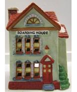 NATIONAL RENNOC Boarding House Christmas Village ~~missing chord - $15.50