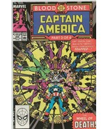 Captain America #359 ORIGINAL Vintage 1989 Marvel Comics 1st Cameo Cross... - $19.79