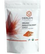 100 % Organic Manjistha Rubia Cordifolia Indian Maddar Root Powder 227 G... - $13.30