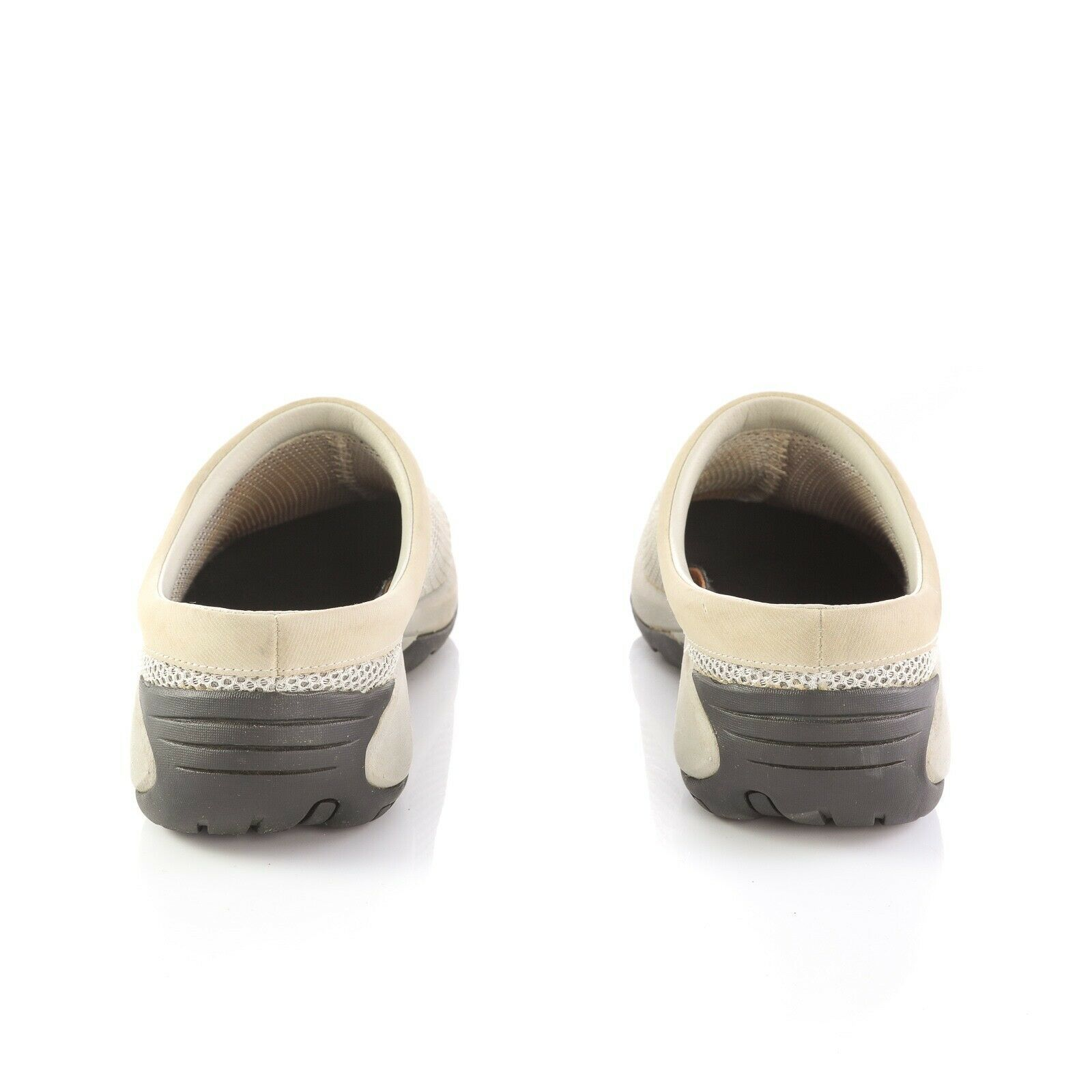 Merrell Moc Mesh Silver Mist Loafers Casual Comfort Shoes Air Cushion Women 10.5
