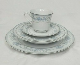 Mikasa Dresden Rose L9009 5 Piece Place Setting - $24.08