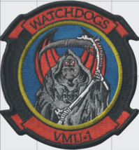 USMC VMU-1 Watchdogs Patch - $11.87