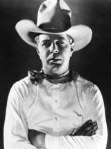 Hoot Gibson - Movie Star Portrait Poster - $9.99+