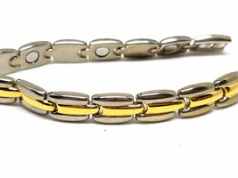 Vintage Gold Tone and Silver Tone Bracelet - $14.99