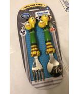 Disney Store Monsters University Terry & Terri Child Utensils Flatware Set - $5.80