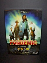 Pandemic Board Game Z-Man Games by Matt Lealock 2012 Complete Pre-Owned (A1) - $64.34