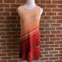 NWT! White House Black Market Sleeveless Ombre Tunic Sweater - Size M - $29.09
