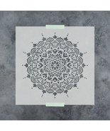 Paradise Mandala Stencil - Durable & Reusable Mylar Stencils - $5.99+