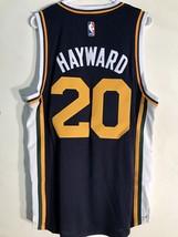 Adidas Swingman 2015-16 NBA Jersey Utah Jazz Gordon Hayward Navy sz XL - $29.69
