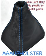 For Manual Stick Shifter PVC Leather  Shift Boot Blue Stitch 2003-09 Honda S2000 - $12.19