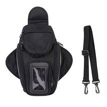 Motorcycle Tank Bag Universal Waterproof with Strong Magnetic Gas Oil Fuel - $36.45