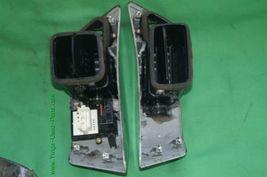 Mitsubishi Montero Limited AC Dash Vents Climate Control Radio Trim Set 03-06 image 10