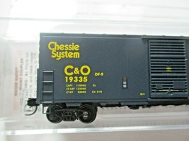 Micro-Trains # 02400450 Chesapeake & Ohio 40' Standard Box Car N-Scale image 2