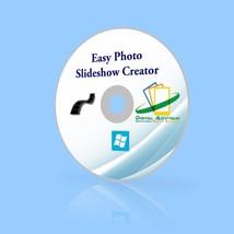 EASY DVD Photo Slideshow Software convert photo... - $9.79
