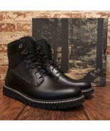MEN'S BRITTON HILL NXTWOOL™ MIXED-MEDIA BOOTS STYLE A1PIZ001 ALL SIZES - $147.51 - $176.22