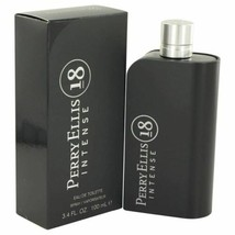 Perry Ellis 18 Intense by Perry Ellis Eau De Toilette Spray 3.4 oz for Men - $27.23