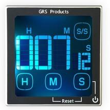 Kitchen Digital Timer Large LCD Magnetic Cooking Baking Clock Loud Alarm... - $9.80