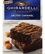 Ghirardelli Salted Caramel Brownie Mix, 16 Oz - $7.84